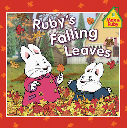Ruby S Falling Leaves Based On The Characters Created By