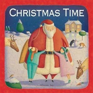 christmas time bookg