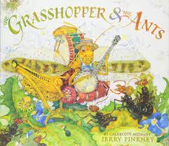 antsandthegrasshopper