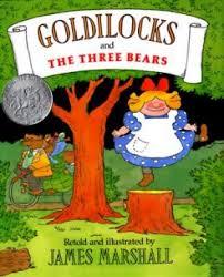 goldilocksandthethreebears